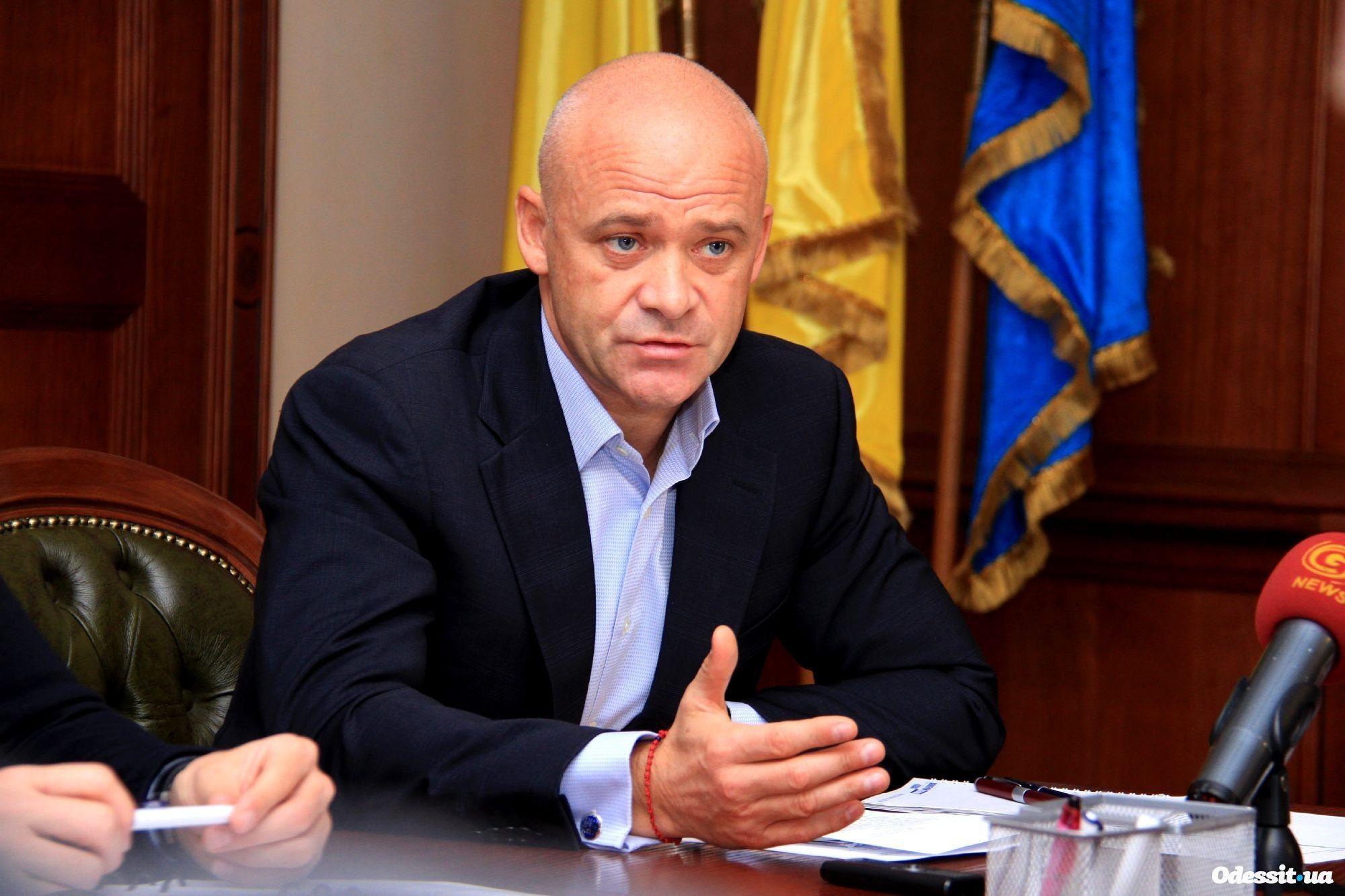 НАБУ проводит обыски вмэрии Одессы: детективы работают вкабинете Труханова,— «Думская»