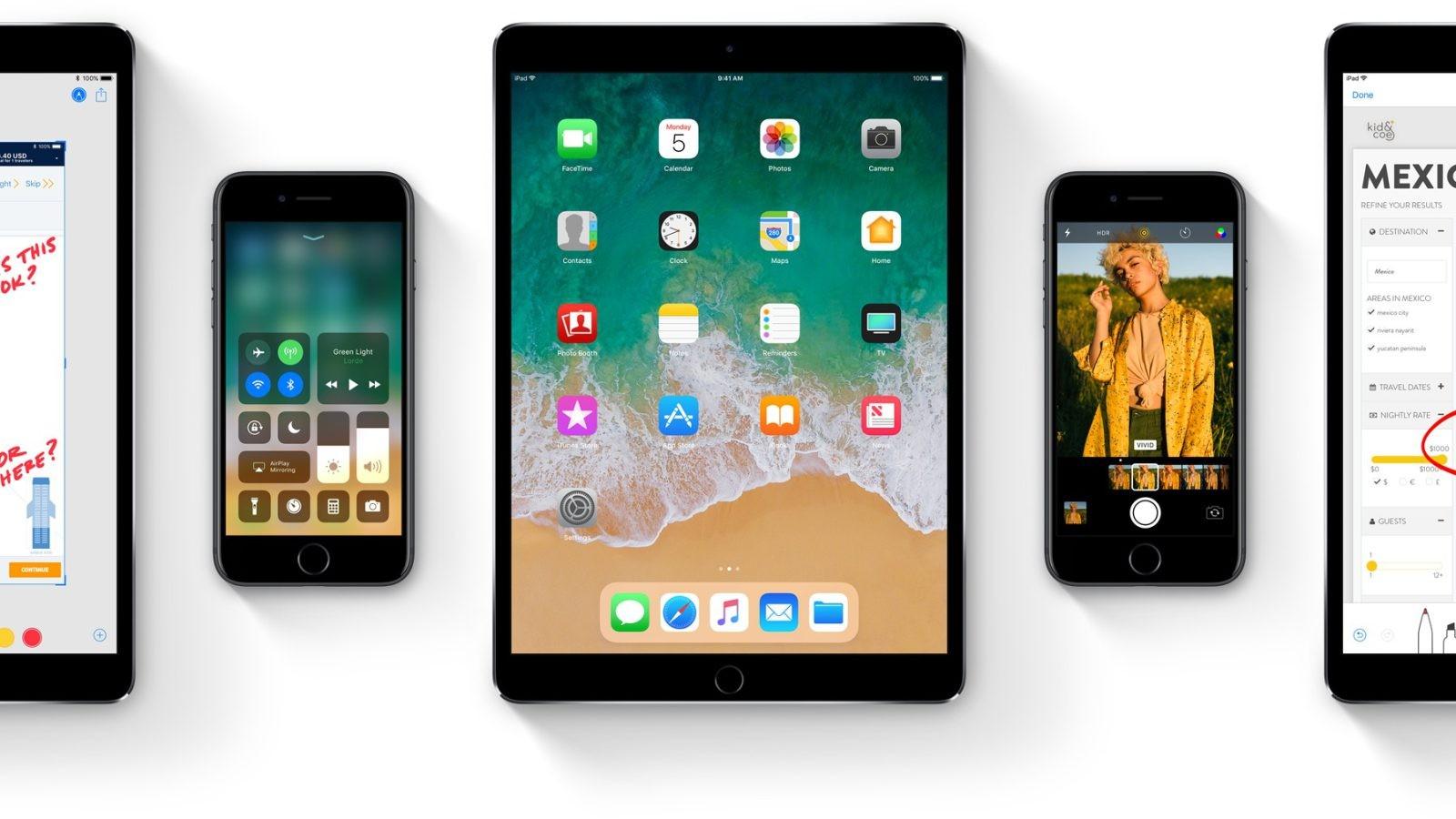 Калькулятор iOS 11 несмог сложить три обычных числа