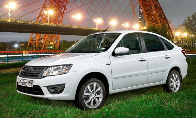 Лада «отвоевала» практически 20% русского рынка авто