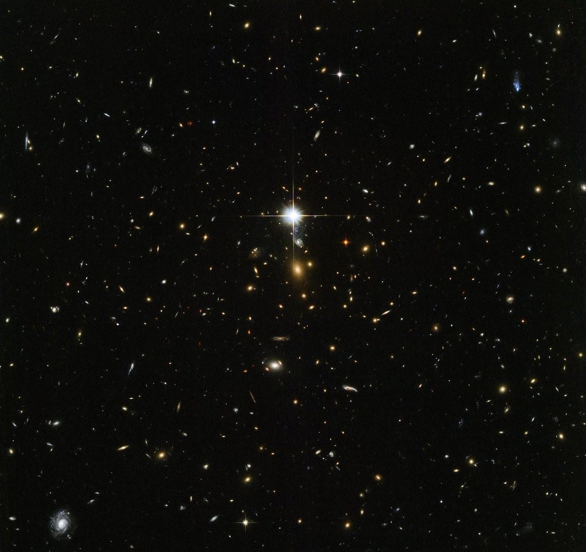 NASA показали закат всозвездии Ориона