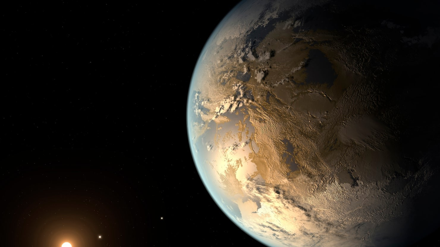 Огромная экзолуна Нептлун может быть больше планет