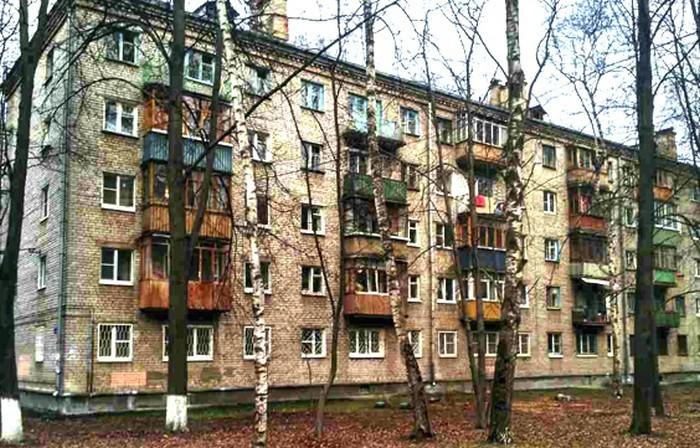 «Вторичка» в столице России затретий квартал упала вцене еще на2%