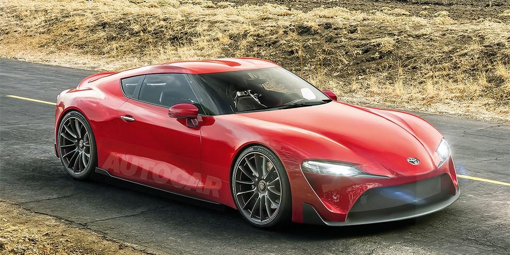 Возрожденный спорткар Toyota Supra выпустят под суббрендом Gazoo