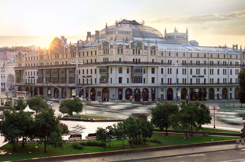 В российской столице втечении следующего года отреставрируют фасад гостиницы «Метрополь»