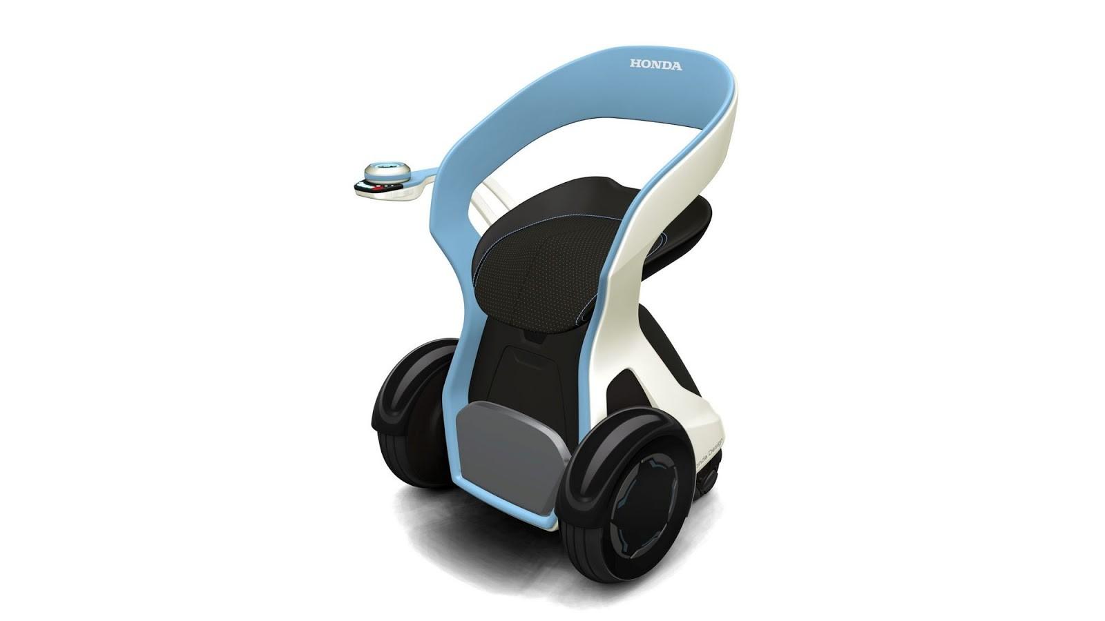 На автомобильном салоне вТокио Хонда представила электрокар SportsEV