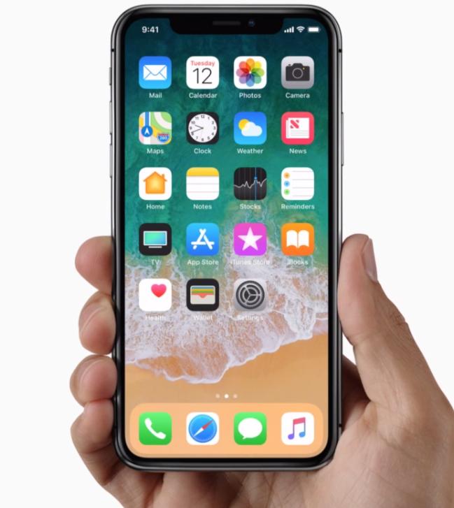 Обзор iPhone Xотдочери рабочего компании