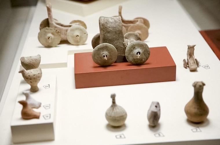 ВТурции найден игрушечный автомобиль возрастом в5000 лет