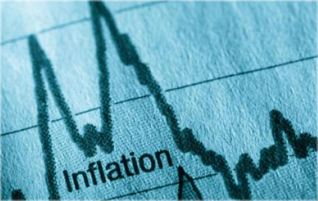 Недельная инфляция в России ускорилась до 0,1 процента