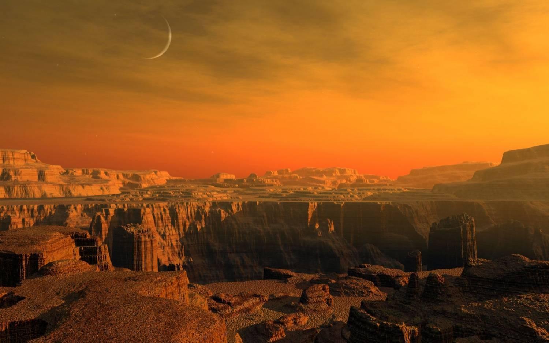 Ученые узнали причины уничтожения жизни наМарсе— Всему виной Солнце