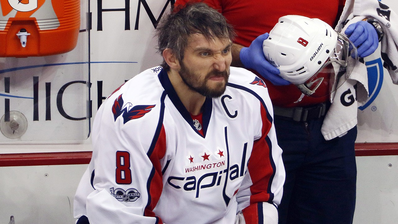 Овечкин иКузнецов помогли «Вашингтону» одолеть «Эдмонтон» вматче НХЛ