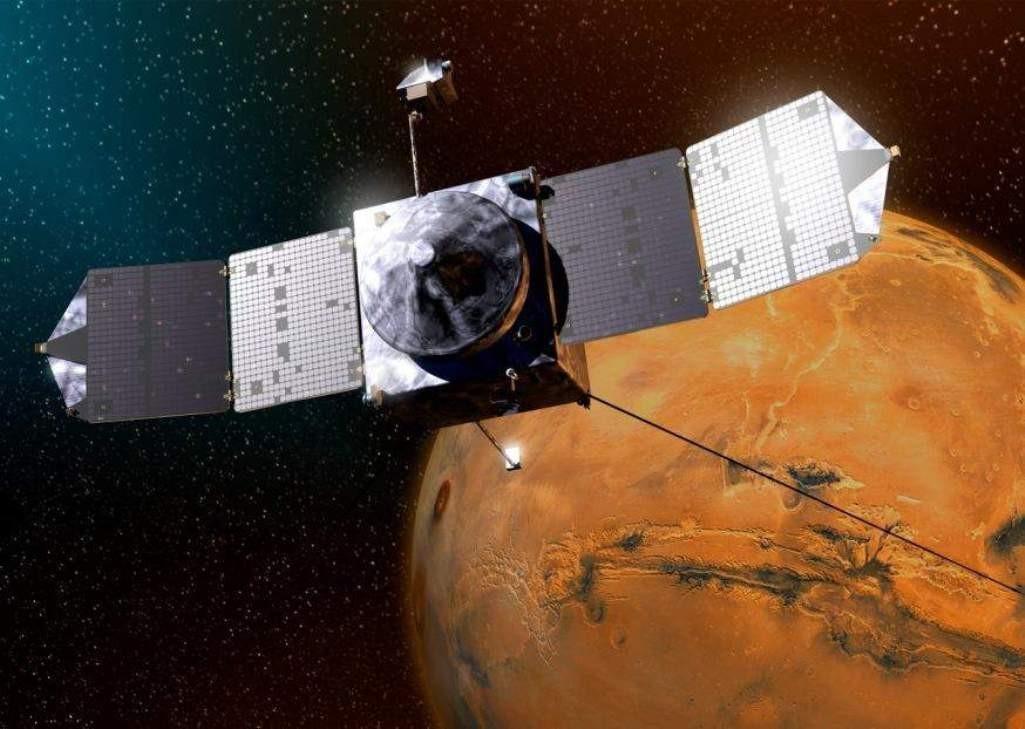 Профессионалы сомневаются вналичии воды натерритории оврагов Марса