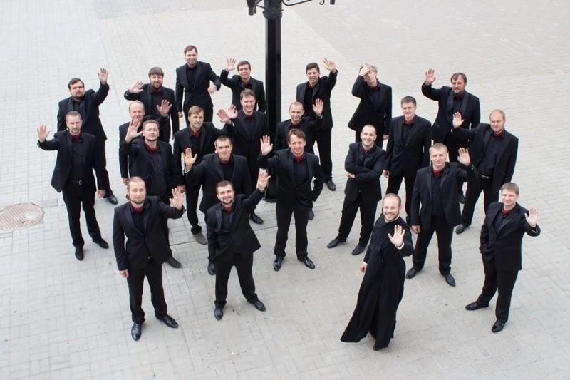 Воронежцам исполнит «Музыку города» мужской хор «Русский формат»