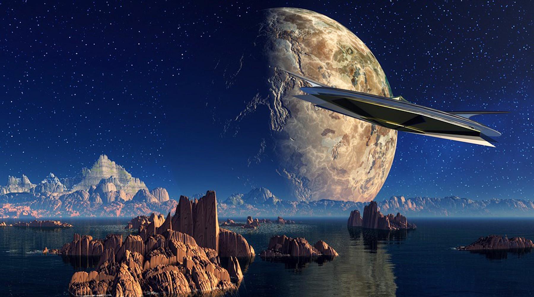 Появилось видео боя НЛО ивоенного дрона США