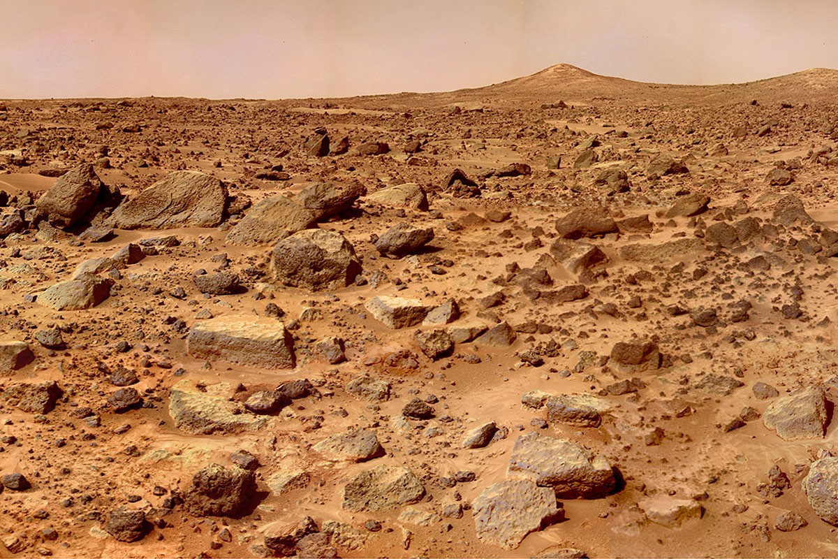 Парящий над Марсом песок будут наблюдать ученые влетний сезон