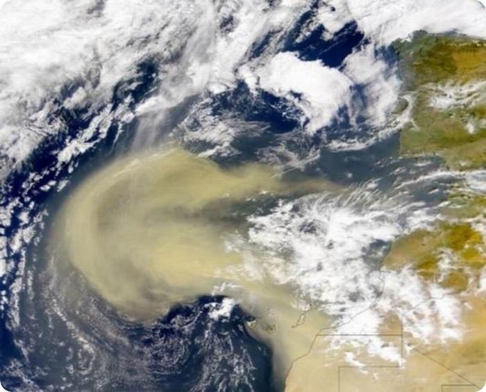 Учёные предсказали огненные бури ираскалённую атмосферу наЗемле