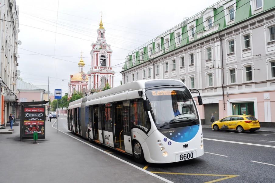 Московские власти поведали про первые маршруты электробусов
