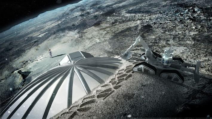 Технологию томских ученых посозданию наноспутников используют для возведения лунных баз