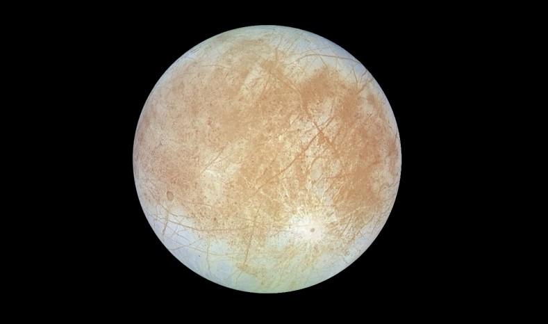 На спутнике Юпитера обнаружен треугольный НЛО