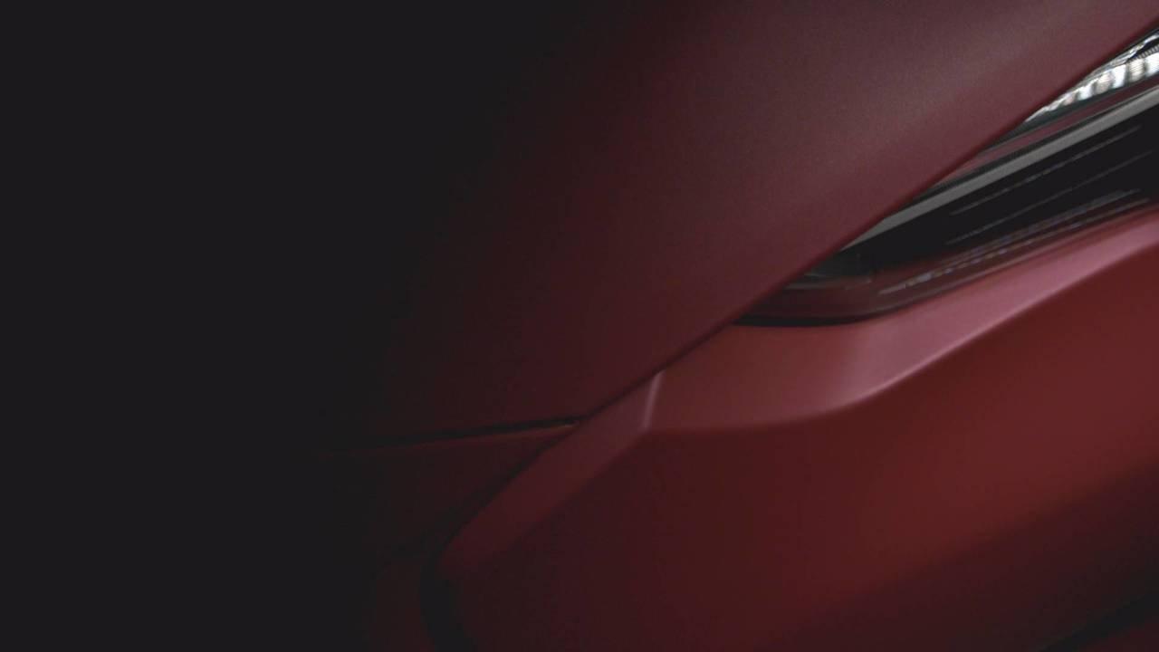 ВЛас-Вегасе покажут супермощную купе от Инфинити итюнинг-ателье