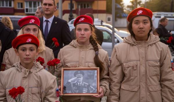 Раненый в Сирии полковник Валерий Федянин скончался в Москве