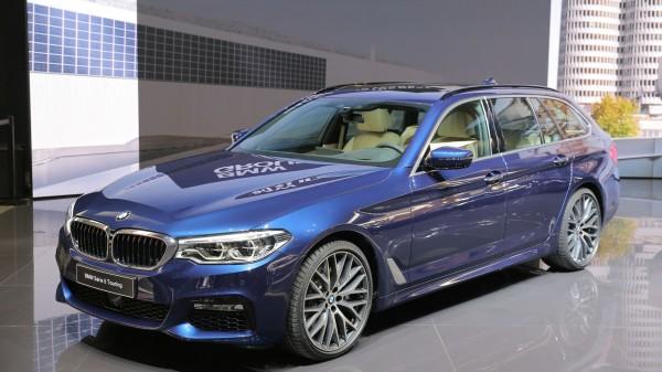 BMW не планирует выпускать гибридные версии универсалов