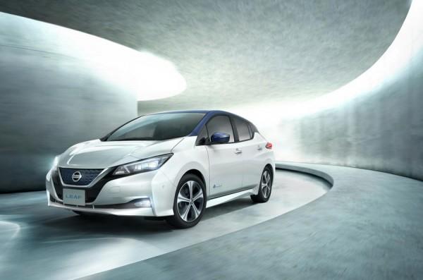 Новый электрокар Nissan Leaf получил официальный ценник