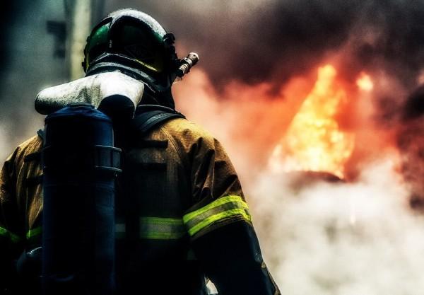 Во Львове произошел пожар в отделении Сбербанка