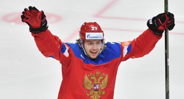 Бобровский и Панарин вошли в ТОП-3 звёзд игрового дня НХЛ