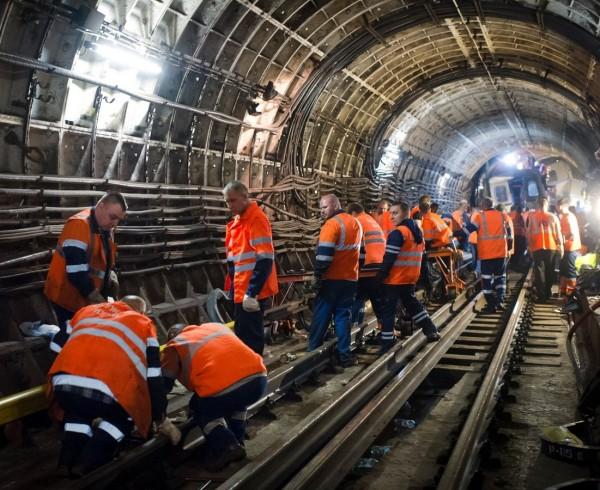 На Замоскворецкой линии метро 8 октября не будут работать три станции