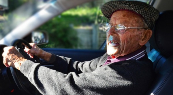 В Красногорске пенсионер за несколько секунд протаранил три авто