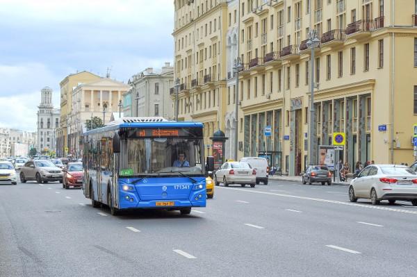 В Москве запущена вторая очередь маршрутной сети «Магистраль»