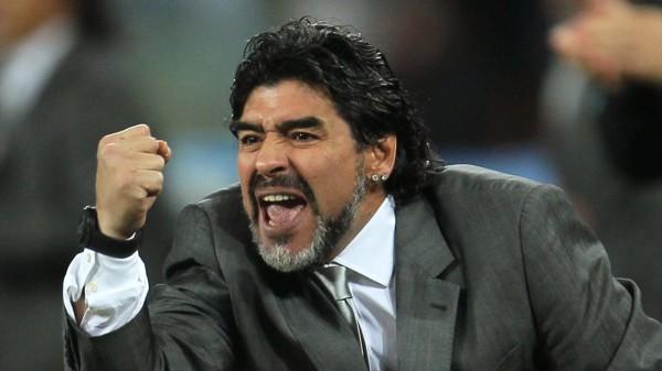 СМИ: Марадона собирается засудить своих дочерей за хищение £1,45 млн