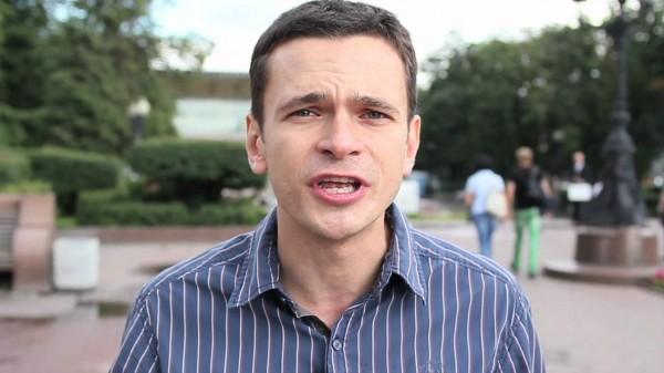 Илья Яшин возглавил совет депутатов Красносельского района в Москве
