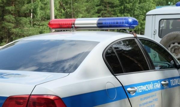 В Пермском крае пассажир мотоцикла погиб под колесами