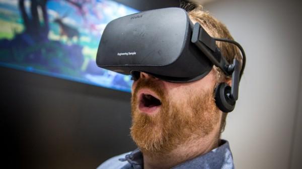 В Тюмени показали первый российский VR-спектакль