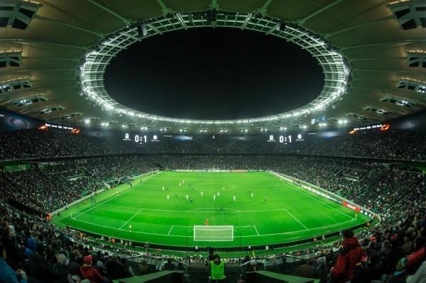 «Краснодар» поздравил домашний стадион с годовщиной открытия