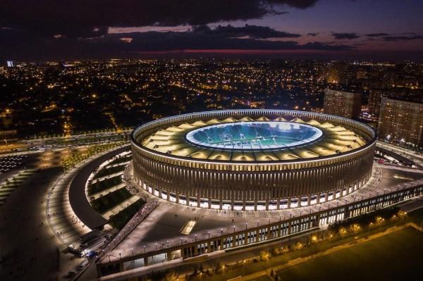 ФК «Краснодар» празднует первую годовщину открытия домашней арены