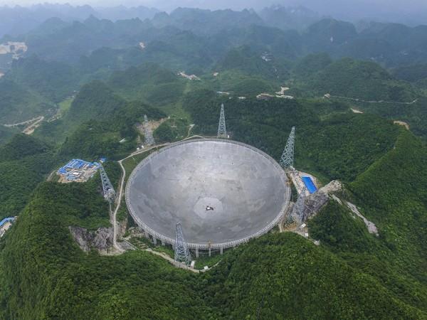 Ученые обнаружили пульсары новым телескопом из Китая