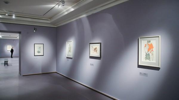 В Москве открылась первая выставка Климта и Шиле с отметкой 18+