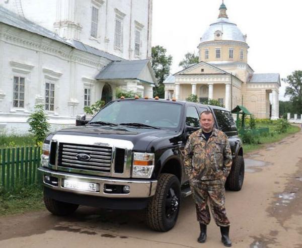 Кировский бизнесмен намерен запатентовать «святой» воздух