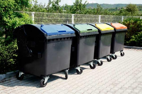 В Пушкине до конца недели появится 400 новых мусорных контейнеров