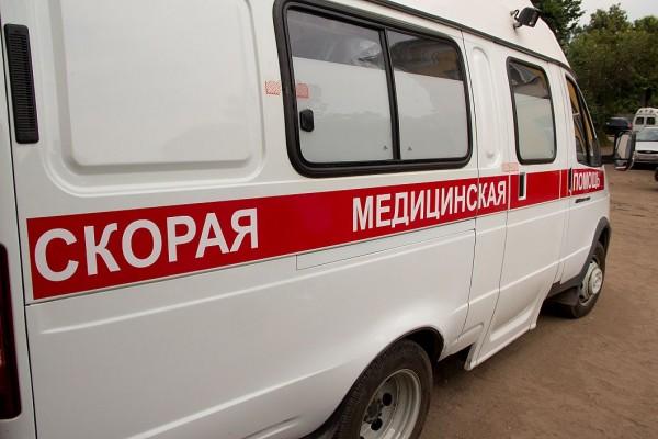 На переходе в Подмосковье водитель иномарки сбил 4 пешеходов
