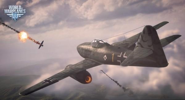 Игра World of Warplanes получила самое масштабное обновление