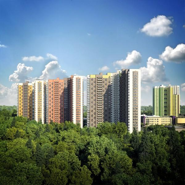 В Москве промзону «Осташковское шоссе» застроят жильем