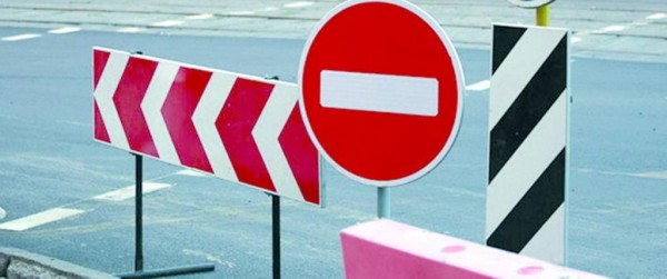 В Петербурге с субботы вводятся ограничения движения транспорта