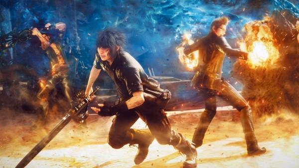 Разработчик Final Fantasy XV рассказал о создании новой игры