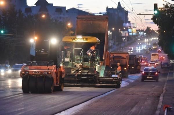 Ремонт дорог в Челябинске приостановит движение транспорта в центре