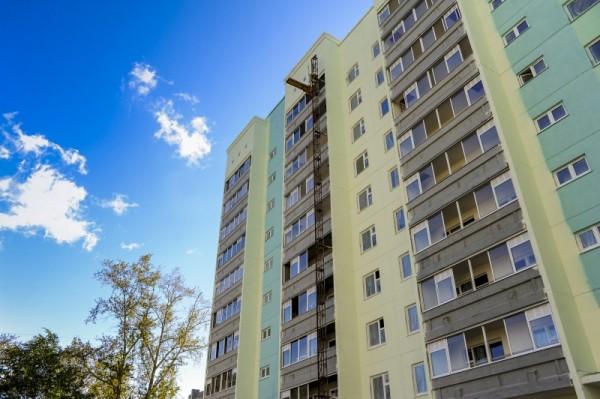 В микрорайоне Заостровка Перми построят третий муниципальный дом