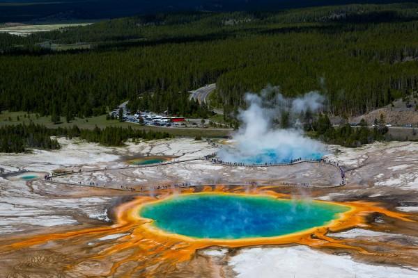 Ученые: Йеллоустонский вулкан проснется раньше времени