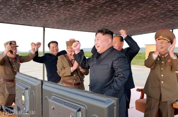 КНДР планирует снова испытывать ракеты «Хвасон»